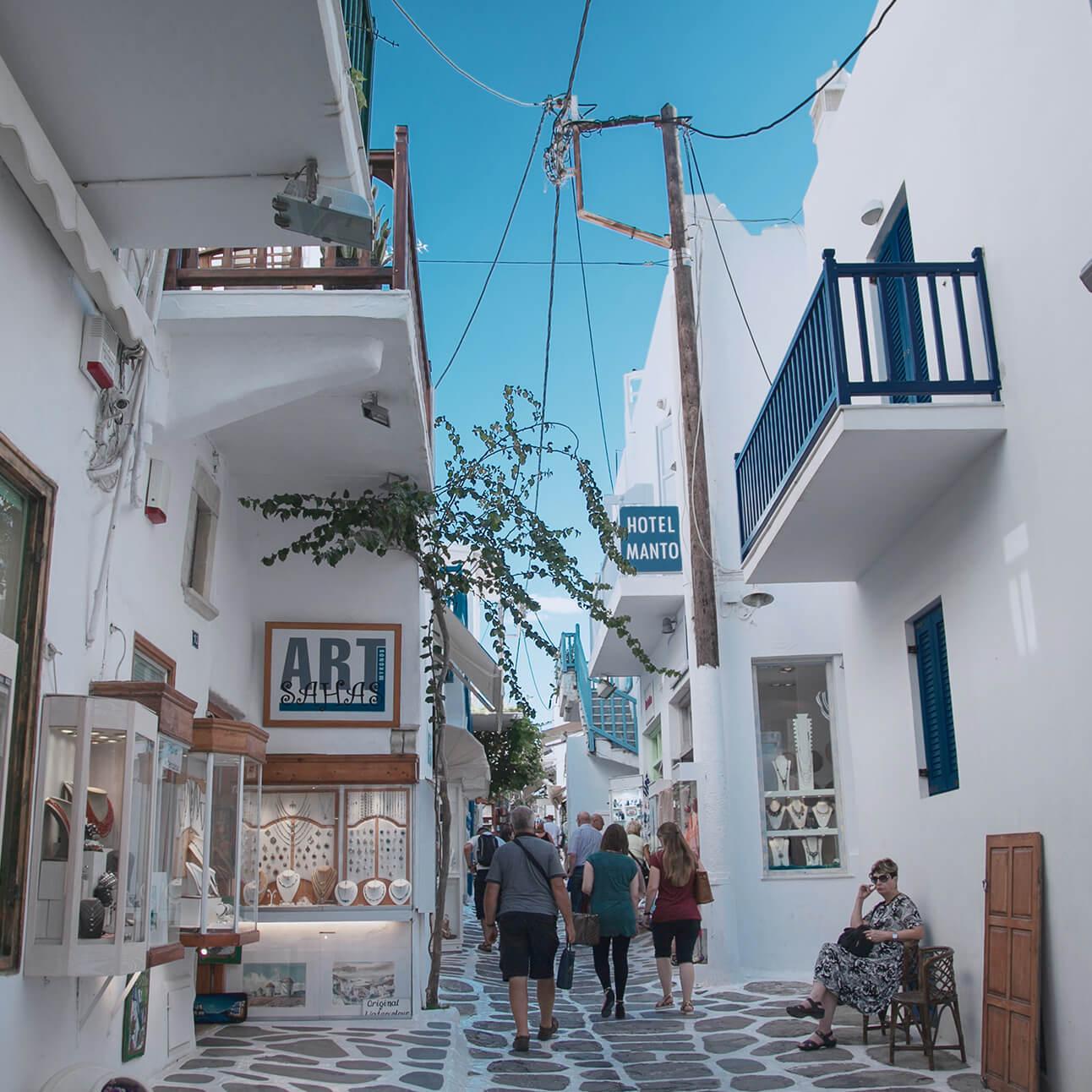 Grecia > Santorini > Blue Life 3* | Viaggi nel risparmio