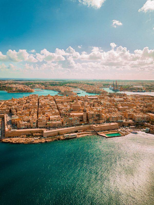Andare A Malta Con Permesso Di Soggiorno  2021